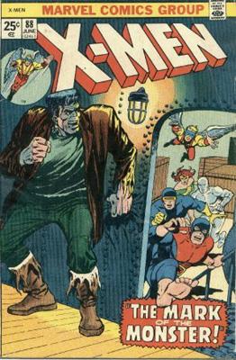 Uncanny X-Men 88 - The Mark of the Monster!