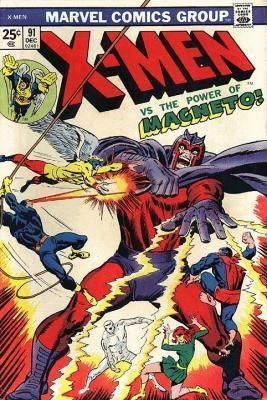 Uncanny X-Men 91 - The Torch Is Passed...!