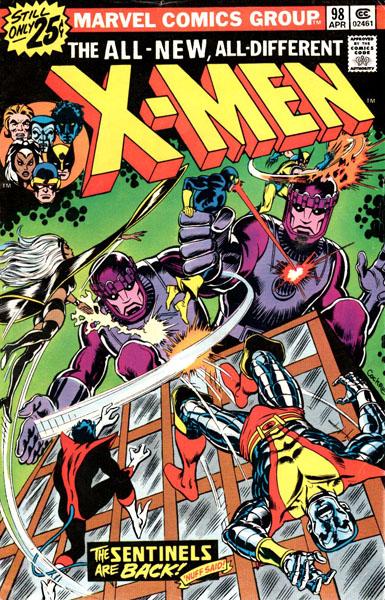 Uncanny X-Men 98 - Merry Christmas, X-Men...