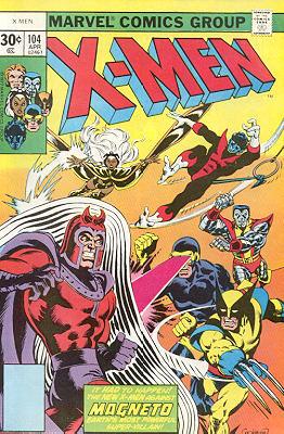 Uncanny X-Men 104 - The Gentleman's Name is Magneto