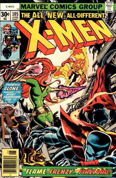 Uncanny X-Men 105 - Phoenix Unleashed!