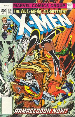 Uncanny X-Men 108 - Armageddon Now!