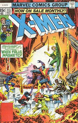 Uncanny X-Men 113 - Showdown!
