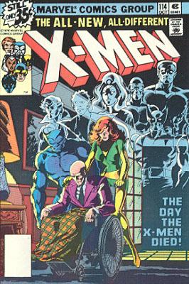 Uncanny X-Men 114 - Desolation