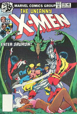 Uncanny X-Men 115 - Visions of Death!