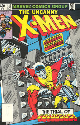 Uncanny X-Men 122 - Cry for the Children!
