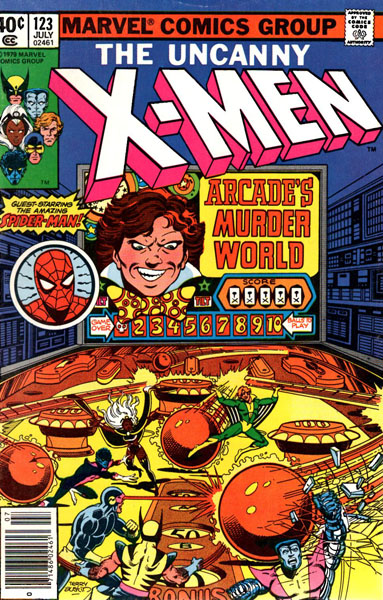 Uncanny X-Men 123 - Listen -- Stop Me If You've Heard It -- But This One Will Ki...