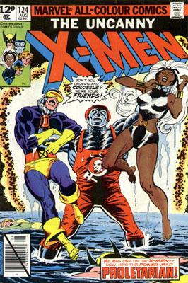 Uncanny X-Men 124 - He Only Laughs When I Hurt!