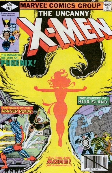 Uncanny X-Men 125 - There's Something Awful on Muir Island!