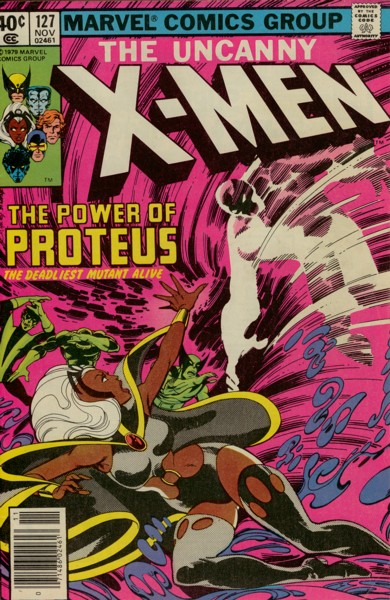Uncanny X-Men 127 - The Quality of Hatred!
