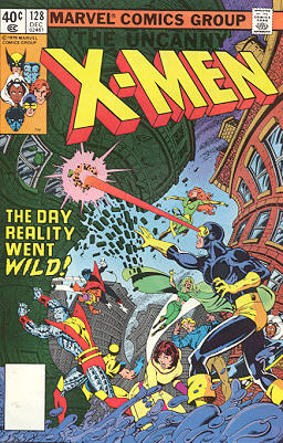 Uncanny X-Men 128 - The Action of the Tiger!