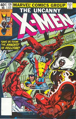 Uncanny X-Men 129 - God Spare the Child...