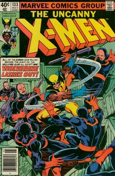 Uncanny X-Men 133 - Wolverine: Alone!