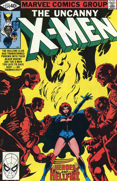 Uncanny X-Men 134 - Too Late, The Heroes!