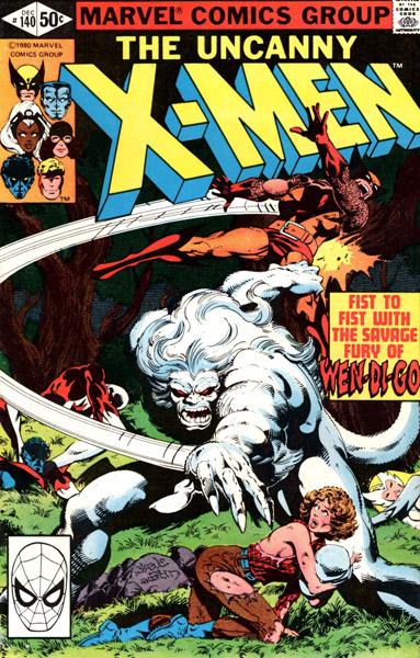 Uncanny X-Men 140 - Rage!