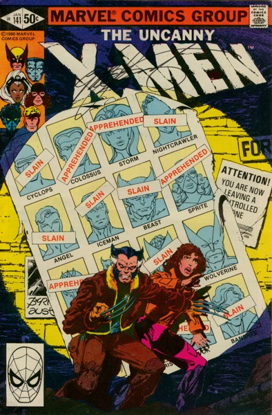 Uncanny X-Men 141 - Days of Future Past