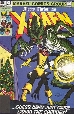 Uncanny X-Men 143 - Demon