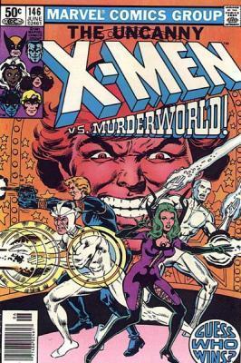 Uncanny X-Men 146 - Murderworld!
