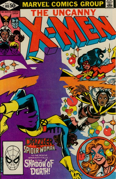 Uncanny X-Men 148 - Cry, Mutant!