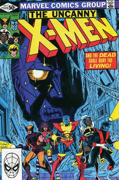 Uncanny X-Men 149 - And the Dead Shall Bury the Living!