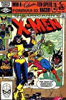 Uncanny X-Men 153 - Kitty's Fairy Tale