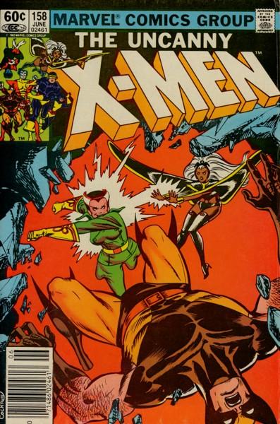 Uncanny X-Men 158 - The Life That Late I Led...