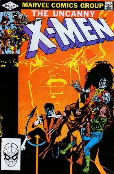 Uncanny X-Men 159 - Night Screams!