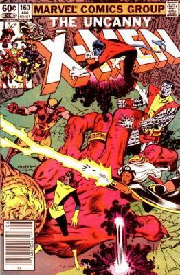 Uncanny X-Men 160 - Chutes and Ladders!