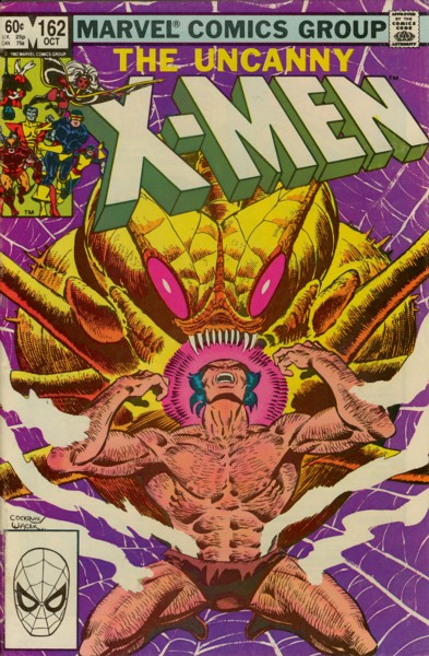 Uncanny X-Men 162 - Beyond the Farthest Star