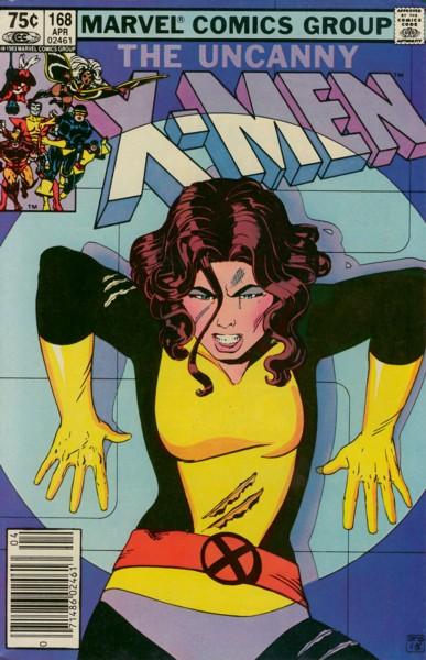 Uncanny X-Men 168 - Professor Xavier is a Jerk!