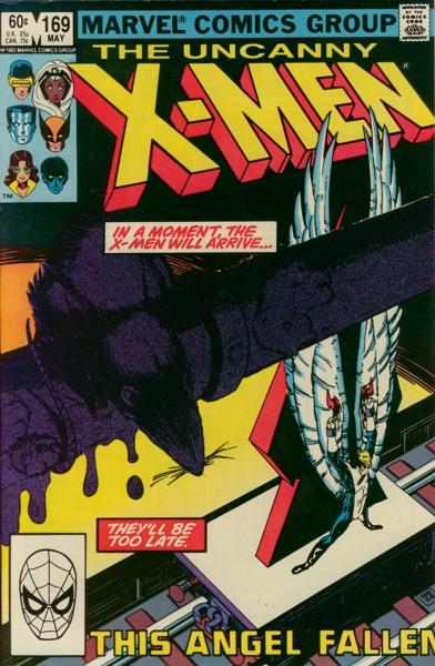 Uncanny X-Men 169 - Catacombs