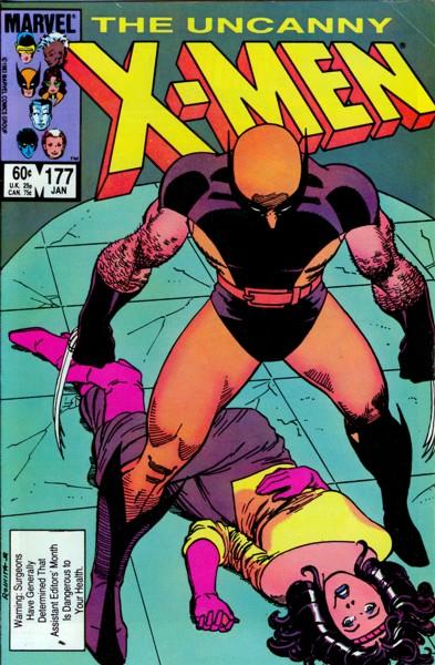 Uncanny X-Men 177 - Sanction