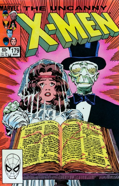 Uncanny X-Men 179 - What Happened to Kitty?