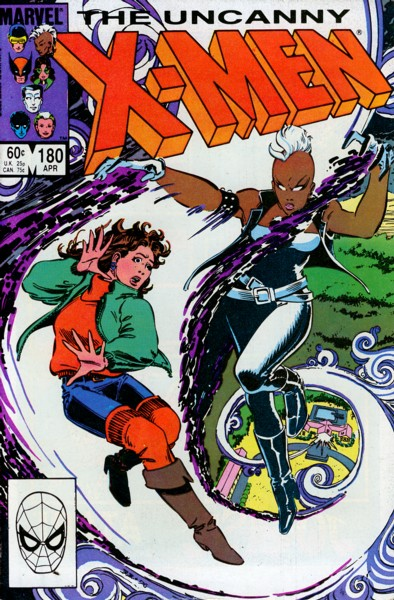 Uncanny X-Men 180 - Whose Life Is It, Anyway?