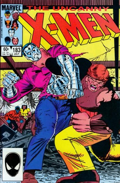 Uncanny X-Men 183 - He'll Never Make Me Cry