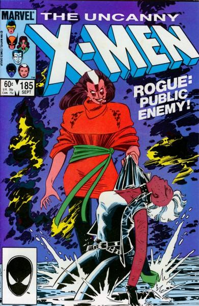 Uncanny X-Men 185 - Public Enemy!