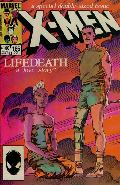 Uncanny X-Men 186 - Lifedeath