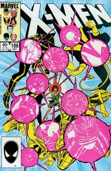 Uncanny X-Men 188 - Legacy of the Lost