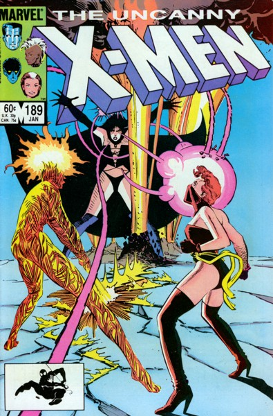 Uncanny X-Men 189 - Two Girls Out To Have Fun!
