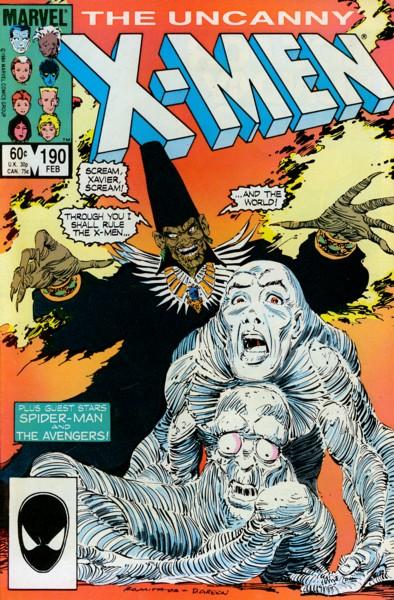Uncanny X-Men 190 - An Age Undreamed Of