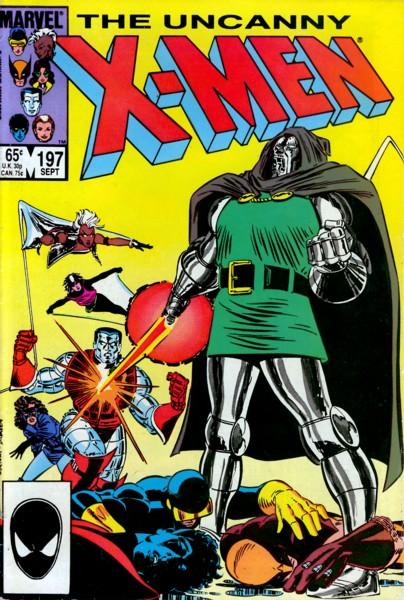 Uncanny X-Men 197 - To Save Arcade?!?