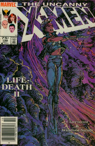 Uncanny X-Men 198 - Lifedeath: From the Heart of Darkness