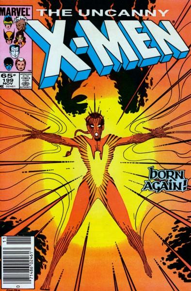 Uncanny X-Men 199 - The Spiral Path
