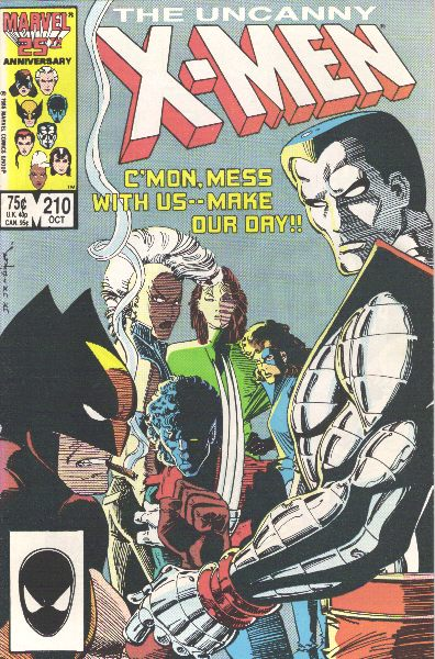 Uncanny X-Men 210 - The Morning After