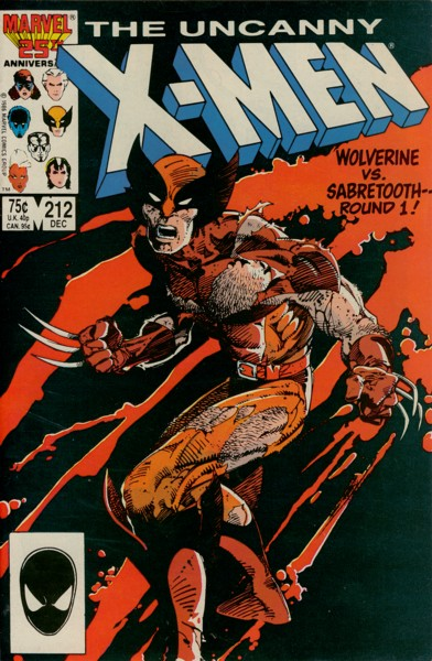 Uncanny X-Men 212 - The Last Run