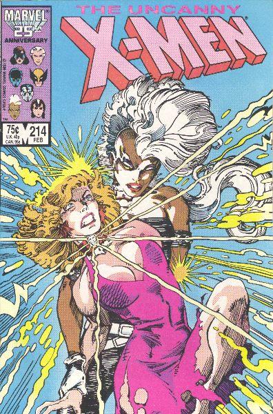 Uncanny X-Men 214 - With Malice Toward All!