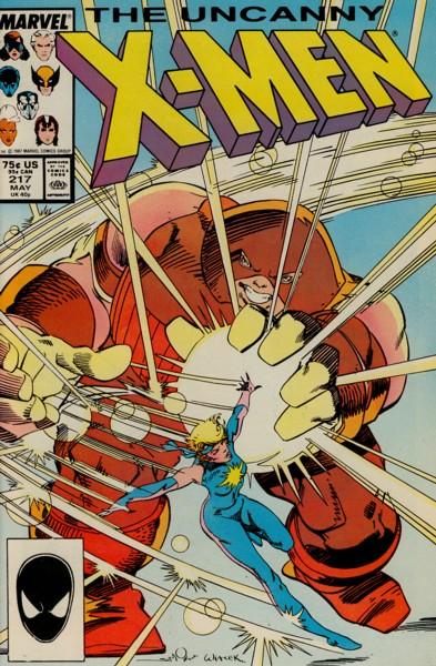 Uncanny X-Men 217 - Folly's Gambit