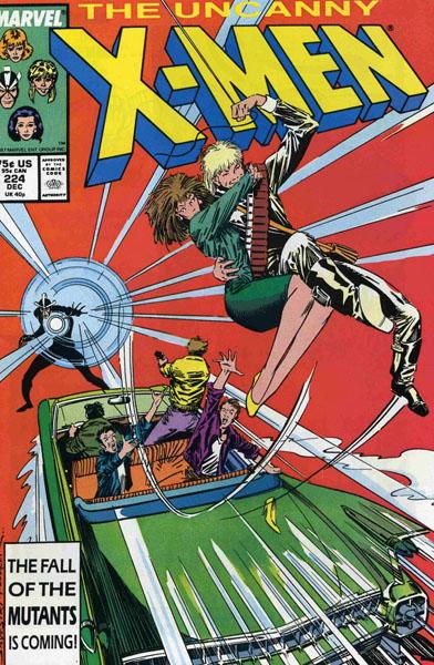 Uncanny X-Men 224 - The Dark Before the Dawn