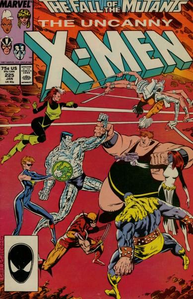 Uncanny X-Men 225 - False Dawn!