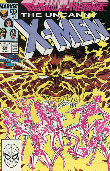 Uncanny X-Men 226 - Go Tell the Spartans
